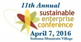2016 Sustainable Enterprise Conference