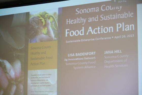 Food Action Plan - SEC 2013