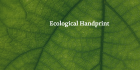Ecological Handprint