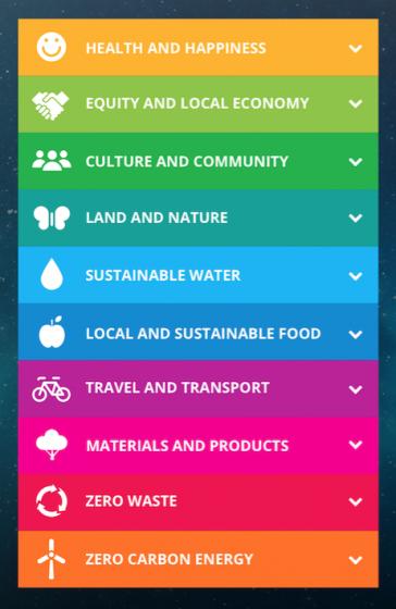 One Planet Principles